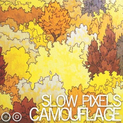 Slow Pixels Camouflage